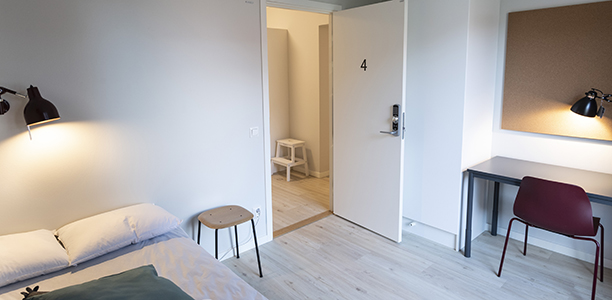 Shared 4 bedroom apartment - Room